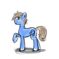 Noisy Wave Doodle by greseres