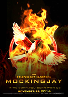 The Hunger Games: Mockingjay by 4thElementGraphics