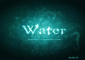 Water by Muddy-On-Fire