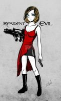 Resident Evil: Alice by Eilyn-Chan