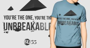 You're the UNBREAKABLE by fReeDoM257