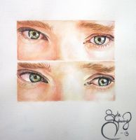 Eyes Of Cumberbatch [Done] by Aku-Soku-San