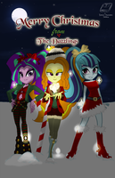 A Dazzling Christmas by BoxedSurprise