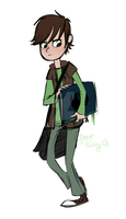 School Hiccup by AgentKelly13