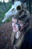 Skyrim Style Cosplay 2 ( Forsworn?) by AmbitiousArtisan