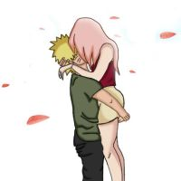 Narusaku Those Kisses .. by monaluh1