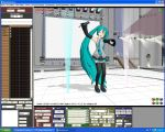 first MMD position! by sky-commander