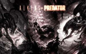 Alien vs. Predator by FrancoFerrari