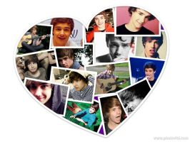 Liam Payne collage by ShayHart