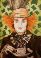 The Mad Hatter by BKLH362