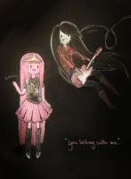 You belong with me. by NIKEwings