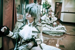 Teru and Hizaki by Xiomara05