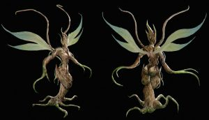 Dryad Concept 1 by Shev14th