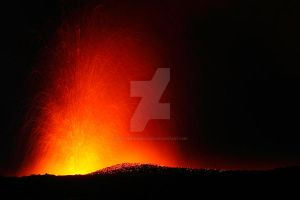 fine art lava flow 9 by extremeimageology