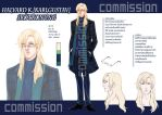 Commission -CHaracter Sheet by Alizena