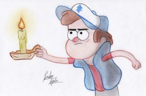 Dipper - Gravity Falls by ChristARG