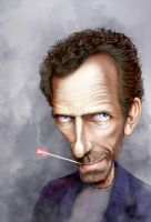 Dr. House by CASTELLO