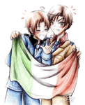Fratelli by Erina-chan
