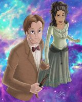 The Doctor and His Wife by GinnyMilling