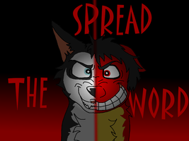 Spread the Word by Rin-chan1234