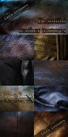 leather textures by DiZa-74