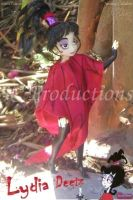 Lydia Deetz by JCproductions