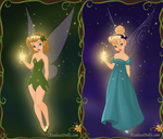 Freaky Friday Tinkerbell by x-pink-tutu-x