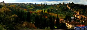 Tuscany by artisticmind