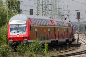 Being pulled by Budeltier