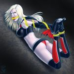 My Commission: Dark Amecomi Supergirl by ronin-gh0st