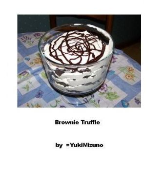 Brownie Truffle by dAFoodies