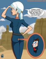 Comm: Ryan's Ginormic Problem by Coonfoot