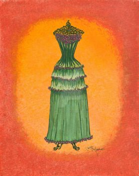green dress by christymay26