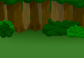 H64 panel 1 page 1 iso cell forest stock by thebackupglitter