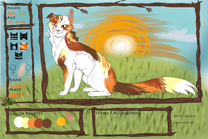 FH|Fallen Tree|Thunderclan Leader Try-out by XxUkarixX