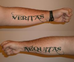 My Boondock Saints tattoos by akoyma