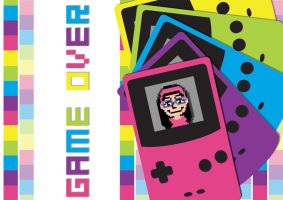 Game Over by Tiffyx