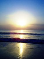 Bright Sun Rising by totallehmaddeh
