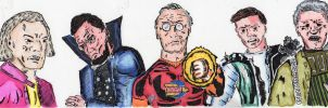 The Super Ex Presidents by Dukester2000
