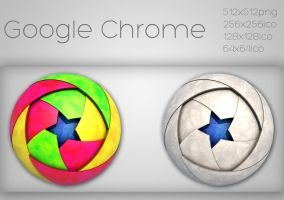 Google Chrome star by xylomon