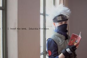 The favorite book of kakashi by SanetomoIjuin