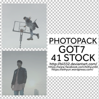[PHOTOPACK] #009: GOT7 - FLY by Bii332