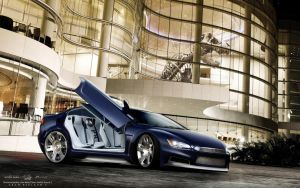 Lancer Grand Touring Concept by ollite20