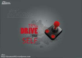 Drive your self by doumax002
