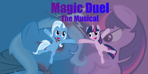 Magic Duel The musical by Spectty