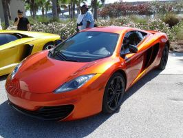 McLaren MP4-12c by BackMasker