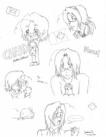 CANADA'S little page by Hasana-chan