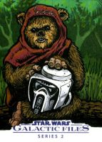 Ewok Trophy by vandavis