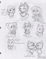 Animal Crossing Gifts 02-03 by mewmewpower