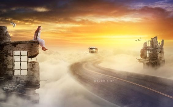 A Last Bus to Salvation by SukhRiar